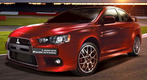 Спорт-седан Mitsubishi Lancer Evolution X Final – прощание с легендой